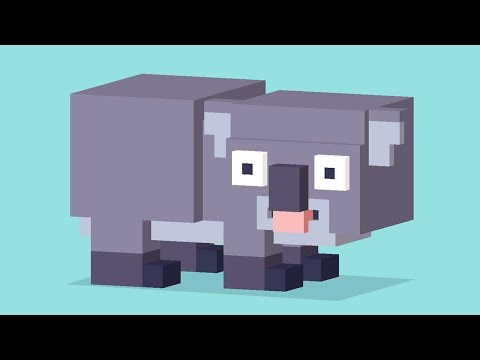 Trying To Beat Kyle's High Score - Crossy Road - Part 3 [iOS Gameplay]