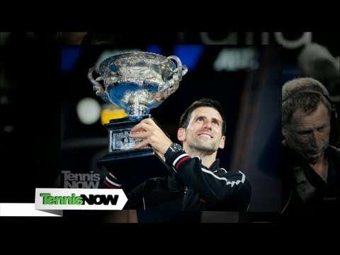 2012 Australian Open Men's Singles Final Photo Video