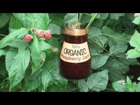 Pectin-free Raspberry Jam Recipe