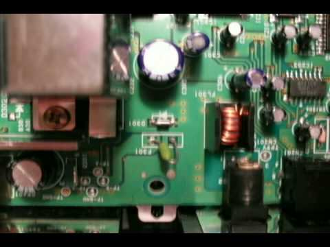 Broken or Blown Sega CD Fuse Fix/Repair  (No Power)