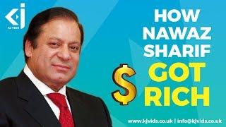 How rich is Nawaz Sharif?