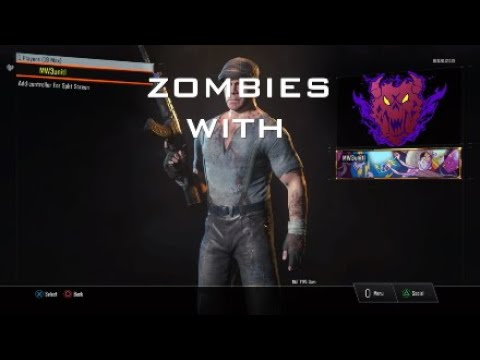 BO3 Zombies Starting Room Challenge Funny Moments Ft: Deadpool and Gus