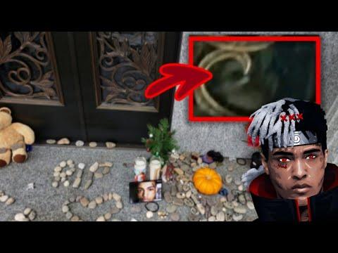 Xxx Mp4 Xxxtentacion GHOST Caught On Film At Cemetery 3gp Sex