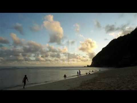 Fin Beach, Bali (HD Timelapse)
