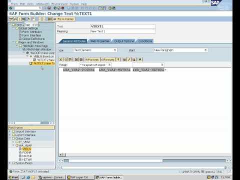 Smartforms Control Break Statements(Smart forms)