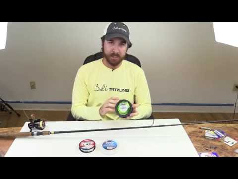 Fishing Line 101: What is a leader line? Which fishing lines are best?