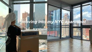 Download MOVING INTO MY NEW NYC APARTMENT | VLOG Video