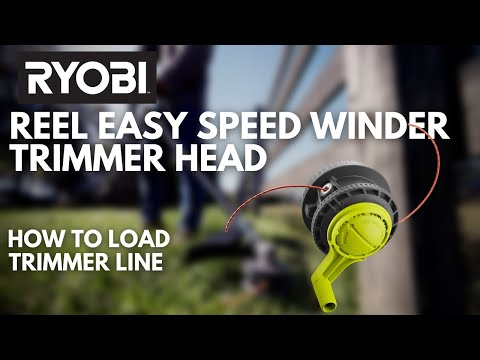 How To: Load REEL-EASY Bump Head with SPEED WINDER