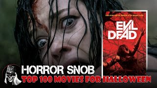 October 2020 Rankings: The Top 100 Movies for Halloween - part 3 (#60-41)