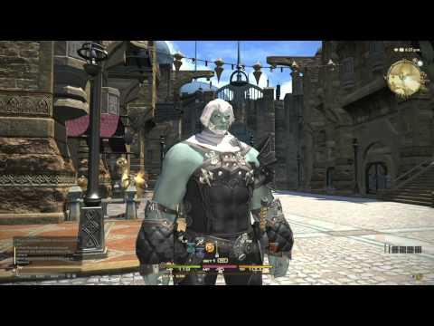 [PS4] FFXIV Beta Test
