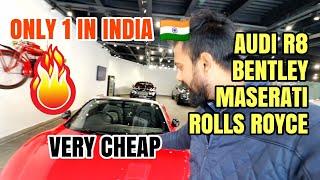 SUPER LUXURY CARS IN CHEAP | ROLLS ROYCE | MASERATI | BENTLEY | AUDI R8 | BIG BOY TOYZ