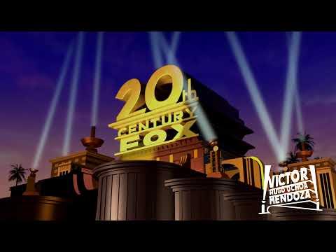 My own 20th Century Fox blender logo remake 2018 (New Version)