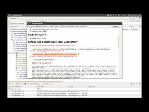 XML/SQL Exchange - NIEM IEPD Training: ULEXS getDataItem vehicle license worked example