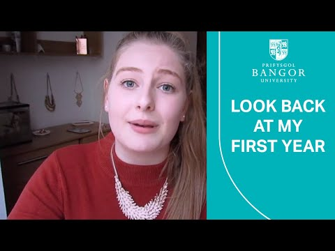 Look back at my first year at university - with Emily