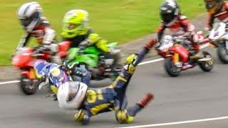 Crash 2017: Minibikes and Karts