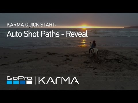 GoPro: Karma Auto Shot Paths - Reveal
