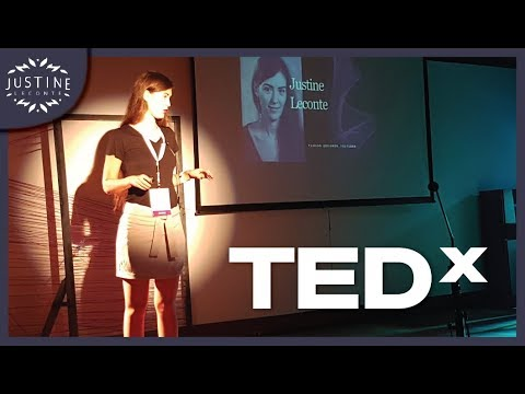 From fast fashion to fair fashion: a toolbox to change the fashion industry | TEDx | Justine Leconte