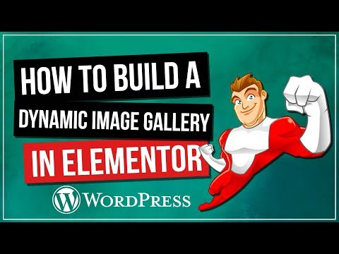 Build A Dynamic Image Gallery In WordPress - Elementor / ACF / UAE