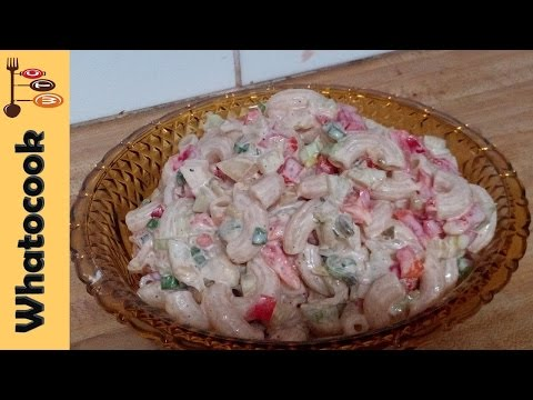 How To Make A Creamy Macaroni Salad 👍 👌