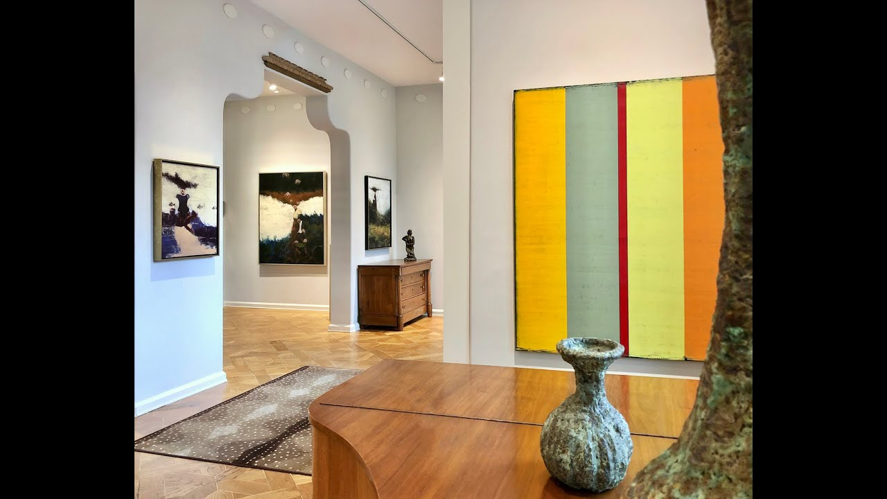 Tour TEW Galleries, a contemporary art gallery located in Atlanta, Georgia. www.TEWgalleries.com