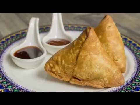 Samosa Recipe - Perfect Street Style Aloo Samosa Recipe | Snack ON!