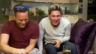 Niall Horan & Olly Murs on Celebrity Gogglebox (For Stand Up To Cancer)