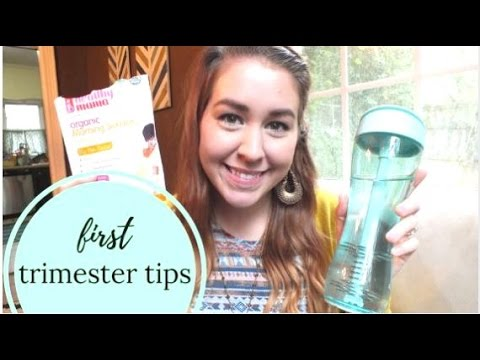 First Trimester Tips   Morning Sickness Relief, Exhaustion & Staying Healthy