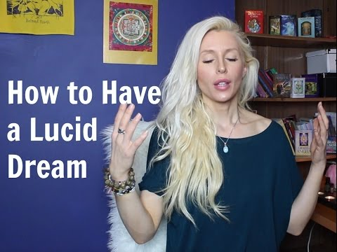 How To Have A Lucid Dream Every Night