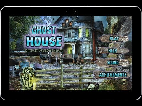 Ghost House - Free Hidden Object Games by PlayHOG
