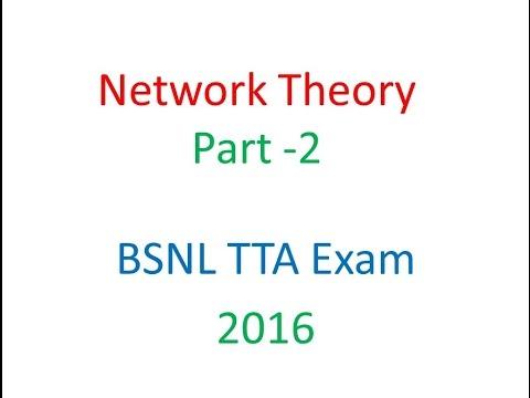 Network Theory Series Resonance Parallel Resonance