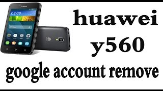 New Method - Bypass Google Account (FRP) Protection Huawei Y5 II CUN