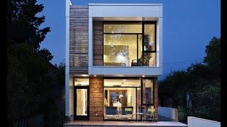 Fachadas de casas modernas de 4 metros de ancho music jinni for Fachadas de casas de 5 metros de ancho