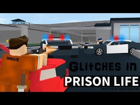 ROBLOX - Prison Life v2.0 ALL Glitches and Secrets!