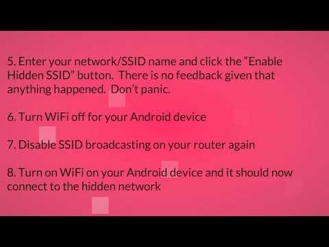 Detect Hidden SSID - 2
