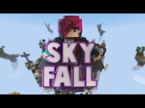 The Sky Is Falling! // Mineplex Skyfall Gameplay