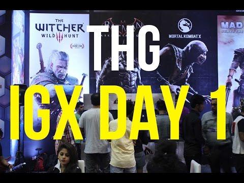 Indian Games Expo Day 1 - Mumbai (The Hindi Gamer)