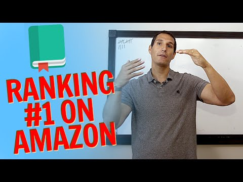 Book Publishing Strategy: How To Rank #1 On Amazon?