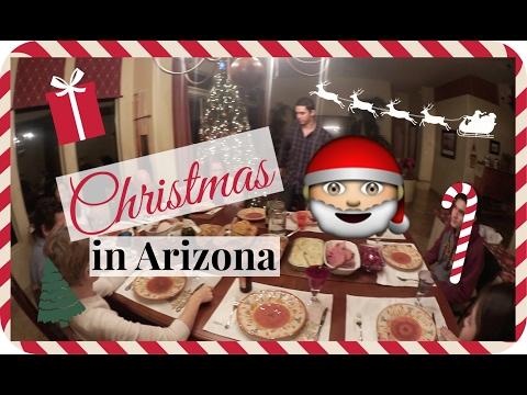 CHRISTMAS in Arizona 🎄🎁🎅🏼 Aupair VLOG #11 (English Subtitles)