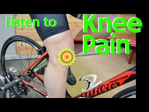 Fix Cycling Knee Pain // By Listening to your body