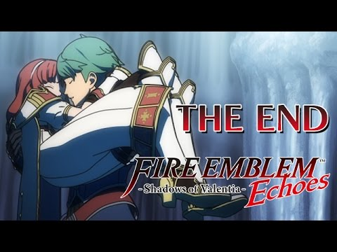 Fire Emblem Echoes: Shadows of Valentia - Pt.25 (Finale) - Act 5: Together to the End