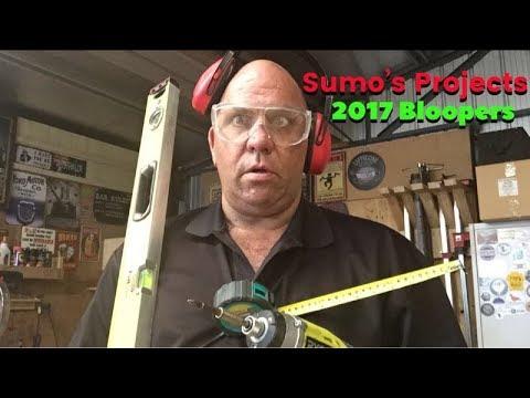 Sumo's Bloopers 2017