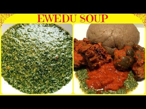 How to Make Ewedu Soup | Ewedu Elegusi | Nigerian Food