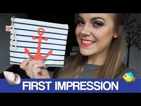 FIRST IMPRESSION ➜ NAUTI GIRL von ESSENCE