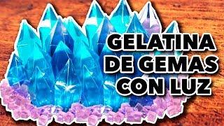 GELATINA DE GEMAS CON LUZ. MAIRE VS EL INTERNET