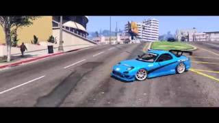 Car Nachdi (official Video) GTA 5 ||Gippy Grewal || Bohemia || New punjabi song 2017