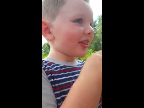 Kid eats 4 leaf clover for good luck, is it true?