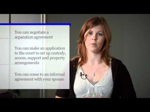 The Difference Between Separation and Divorce in Ontario