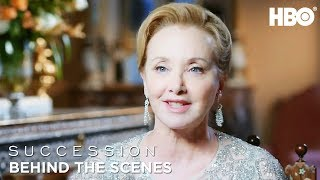 BTS: The Powerful Women of Succession   HBO