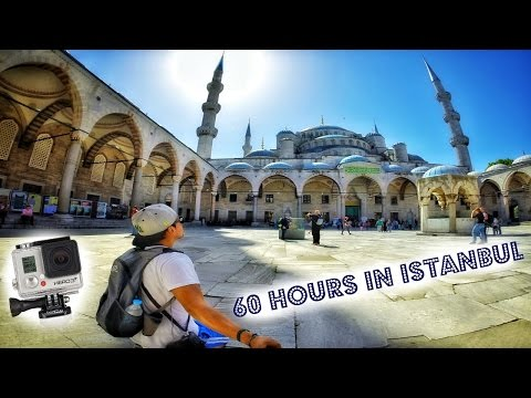 60 hours in Istanbul GoPro HD