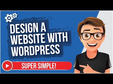 How To Design A Website With WordPress
